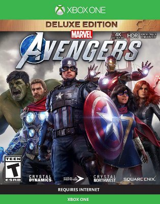 Marvel's Avengers Deluxe Edition - Xbox One