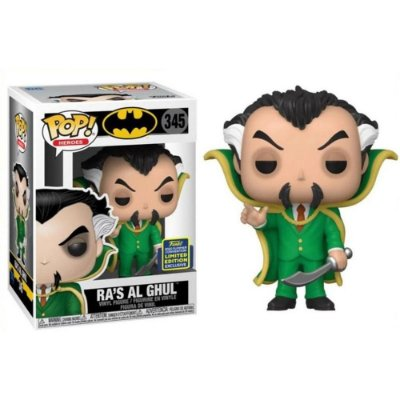 Funko Pop Batman 345 Ra's Al Ghul Sdcc 2020
