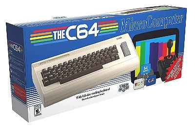 The C64 Micro Computer Games c/ 64 Jogos - Commodore