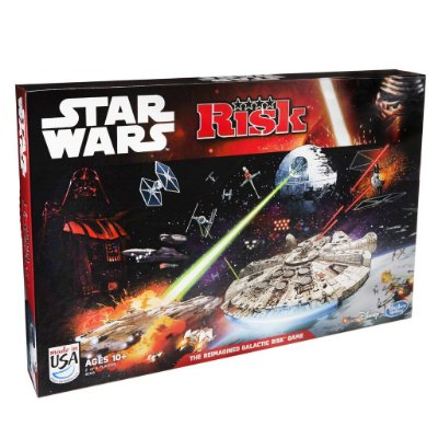 War Risk: Star Wars Episode VII Edition Game