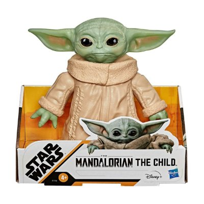 Star Wars The Mandalorian Baby Yoda The Child Toy 16cm