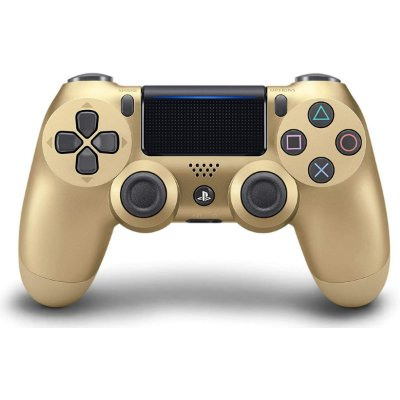 Controle DualShock 4 Wireless Dourado Gold - PS4