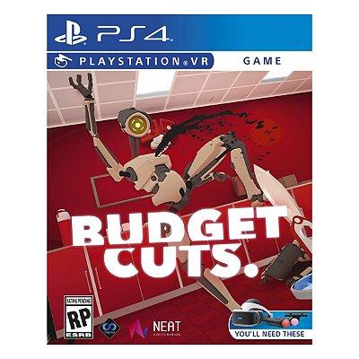Budget Cuts VR - PS4 VR