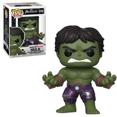 Funko Pop Marvel Avengers Gameverse 629 Hulk Tech Suit