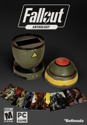 Fallout Anthology com Mini Nuke