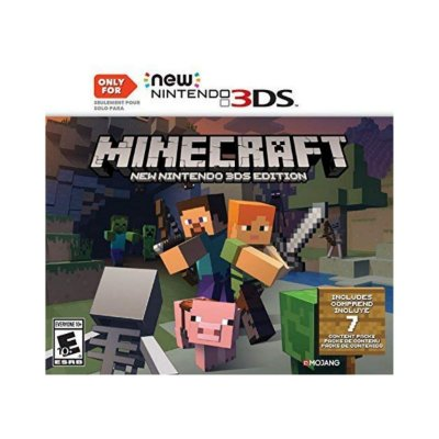 Minecraft - New 3ds
