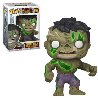 Funko Pop Marvel Zombies 659 Zombie Hulk