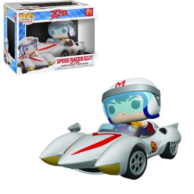 Funko Pop Rides 75 Speed Racer With The Mach 5
