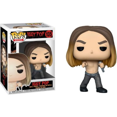 Funko Pop Rocks 135 Iggy Pop
