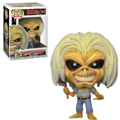 Funko Pop Rocks Iron Maiden 144 Killers Eddie