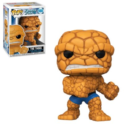 Funko Pop Marvel Fantastic Four 560 The Thing A Coisa