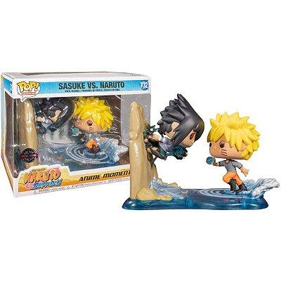Funko Pop Naruto Shippuden 732 Sasuke Vs. Naruto