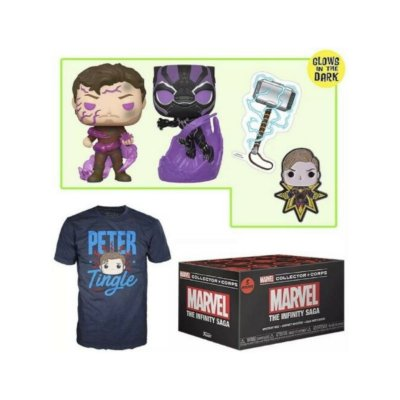 Funko Box Collectors Corps Marvel The Infinity Saga - XL