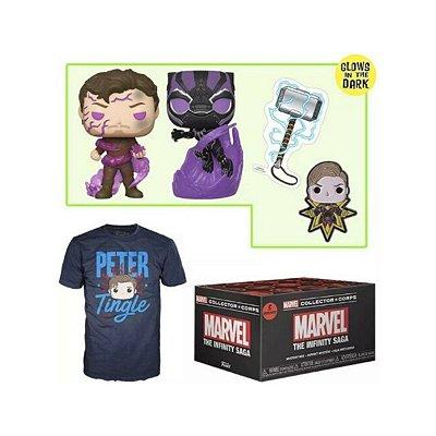 Funko Box Collectors Corps Marvel The Infinity Saga - XL