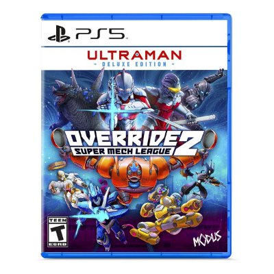 Override 2: Ultraman Deluxe Edition - PS5