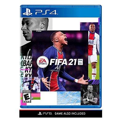 FIFA 21 - PS4 e PS5