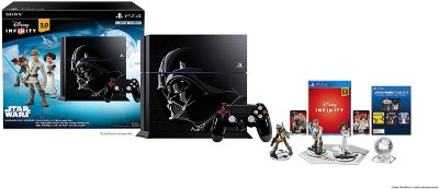 PlayStation 4 Limited Edition Disney Infinity 3.0 Star Wars 500GB Console
