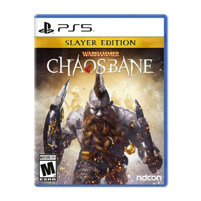 Warhammer Chaosbane Slayer Edition - PS5