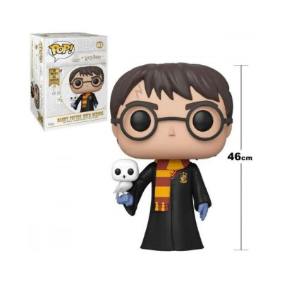 Funko Pop 01 Harry Potter With Hedwig 46cm 18inches