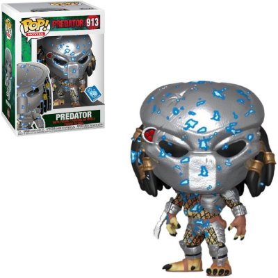 Funko Pop Predador 913 Predator Electric Special Edition