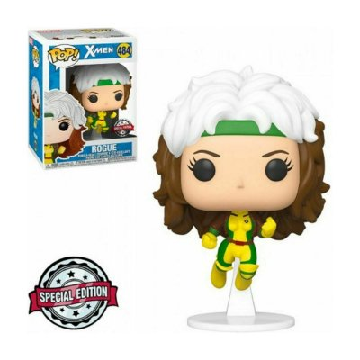 Funko Pop Marvel X-Men 484 Rogue Flying Special Edition