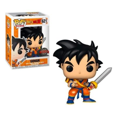 Funko Pop Dragon Ball Z 621 Gohan Special Edition