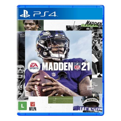 Madden NFL 21 Exclusivo - Ps4