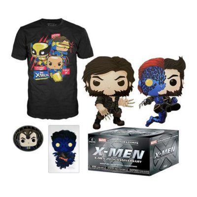 Funko Box Collectors Corps Marvel X-Men 20th - XL
