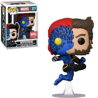 Funko Pop Marvel X-Men 217 Mystique as Wolverine Exclusive