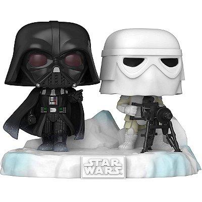 Funko Pop Star Wars Battle at Echo Darth Vader & Snowtrooper