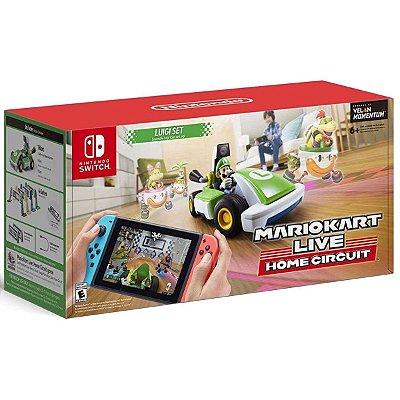 Mario Kart Live Home Circuit Luigi Set Edition - Switch