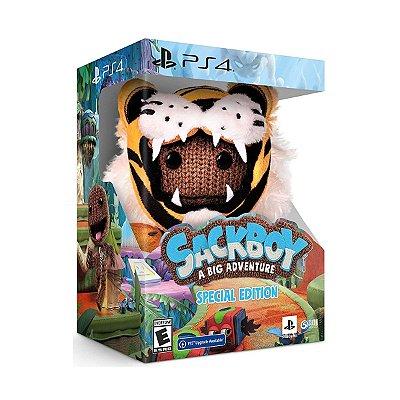 Sackboy A Big Adventure Special Edition - PS4