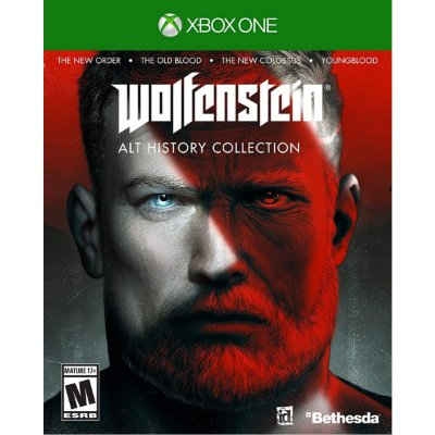 Wolfenstein The Alternative History Collection - Xbox One