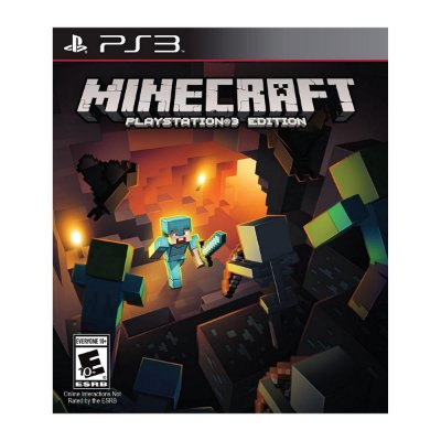 Minecraft Playstation 3 Edition - Ps3