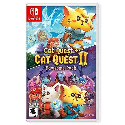 Cat Quest + Cat Quest 2 Pawsome Pack - Switch