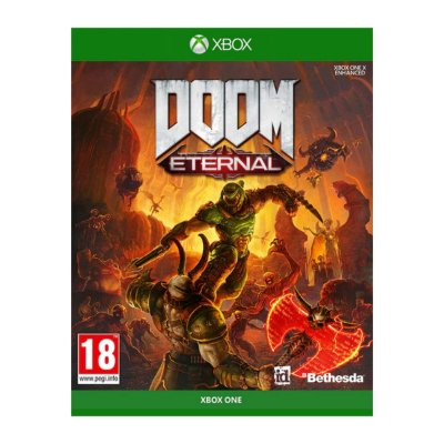 Doom Eternal Exclusive - Xbox One