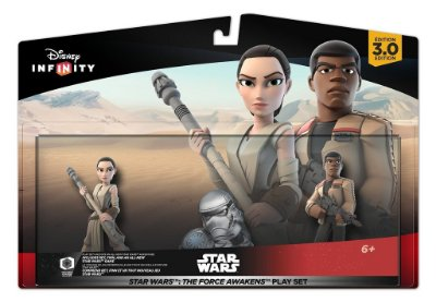 Disney Infinity 3.0 Star Wars The Force Awakens Play Set