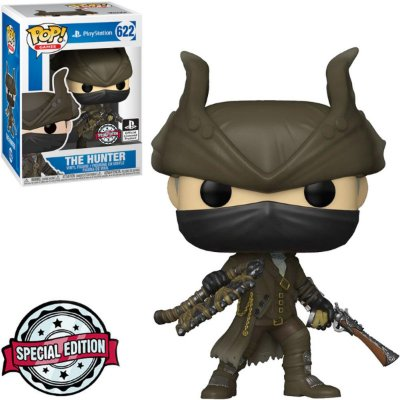 Funko Pop Playstation Bloodborne 622 The Hunter Special Edition