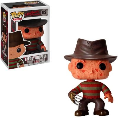 Funko Pop Nightmare A Hora Do Pesadelo 02 Freddy Krueger