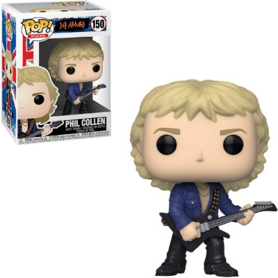 Funko Pop Def Leppard 150 Phil Collen