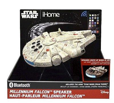 Star Wars Millennium Falcon Portable Bluetooth Speaker