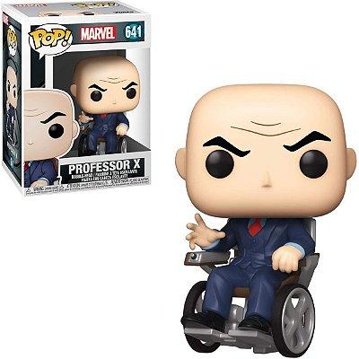 Funko Pop Marvel X-men 641 Professor X Charles Xavier