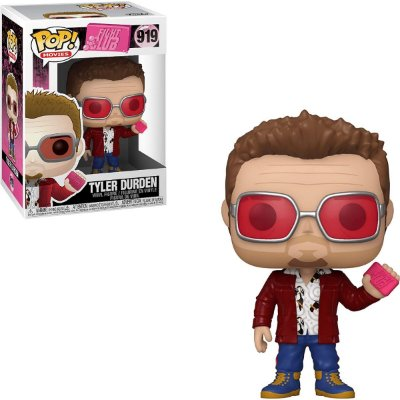 Funko Pop Fight Club 919 Tyler Durden Clube Da Luta