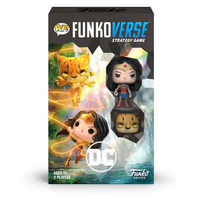 Funko Pop Funkoverse Strategy Game Wonder Woman