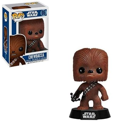 Funko Pop Star Wars 06 Chewbacca