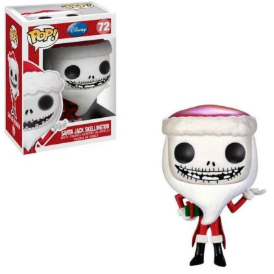 Funko Pop Disney 72 Santa Jack Skellington