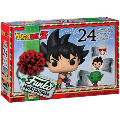 Funko Pop Advent Calendar Dragon Ball Z 24 peças