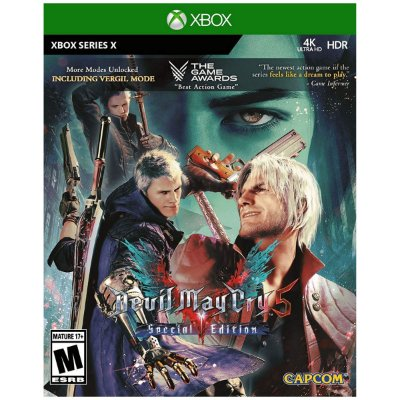 Devil May Cry 5 Special Edition - Xbox Series X|S