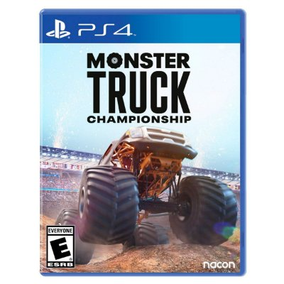 Monster Truck Championship - PS4
