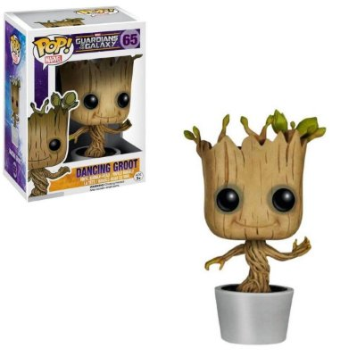 Funko Pop Guardians of the Galaxy 65 Groot Dancing
